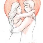Carte de Saint Valentin téléchargeable