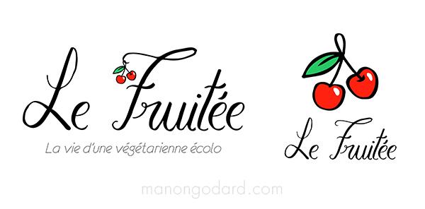 Logo et bannière du blog Le Fruitée