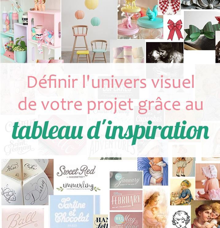 Définir l'identité visuelle de votre projet grâce au tableau d'inspiration