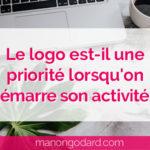 Le logo est-il une priorité lorsqu'on démarre son activité ?